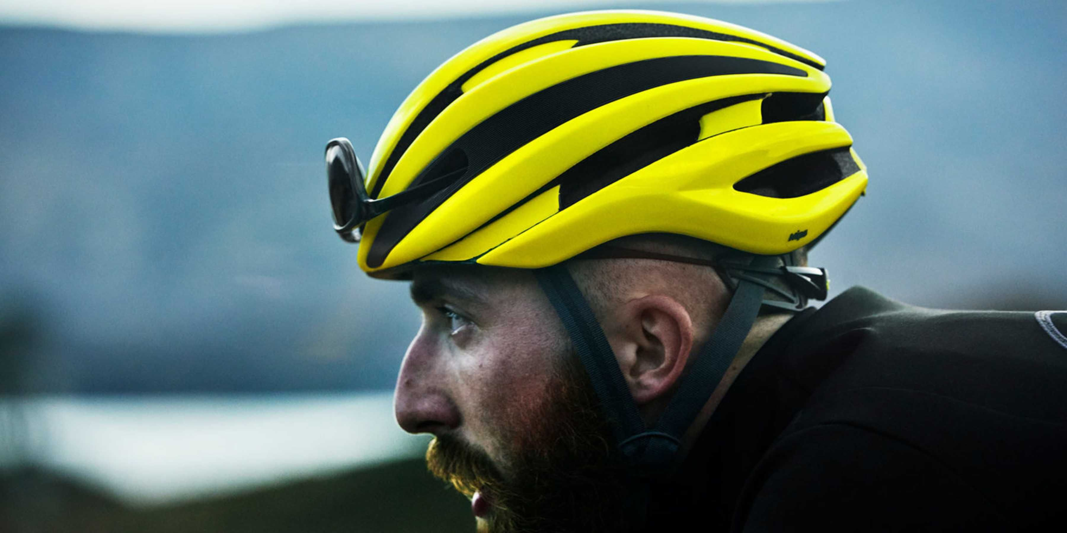 Rapha Teams Up With Giro For Its First Helmet Helmet Cycling