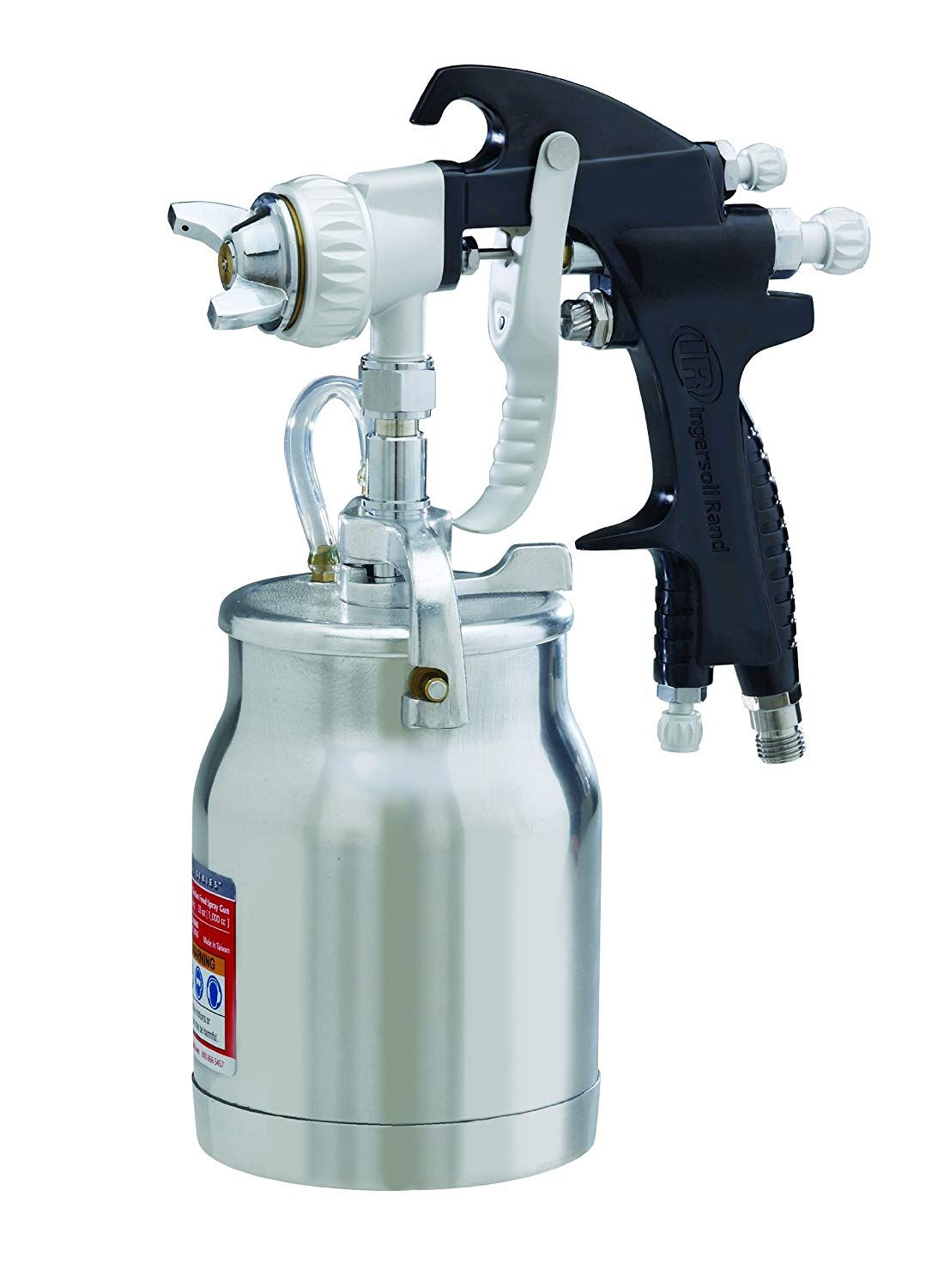 Ingersoll Rand 210csa Edge Series Paint Sprayer Silver Continue To The Product At The Image Link This I Paint Sprayer Metal Cups Ingersoll Rand