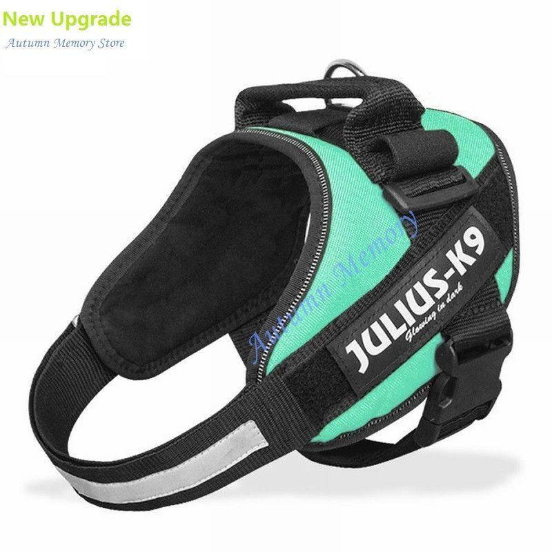 Julius-K9 Dog Harness Vest and Leash