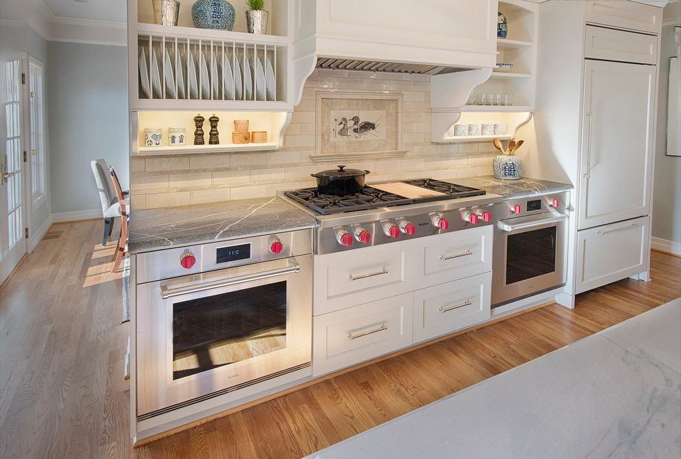 Image result for double wall oven under the counter Wall Ovens