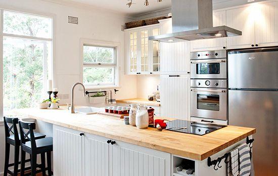 Ikea Kitchen Wooden Bench Top