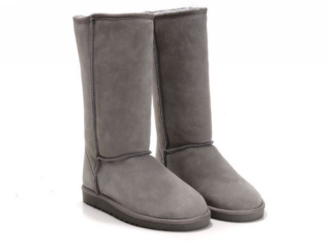 Black tall uggs for sale NWT