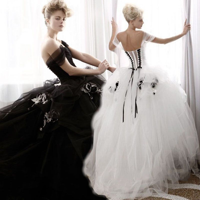 Find More Wedding Dresses Information About 2016 New Arriva Ball Gown Sweetheart Long Dress White