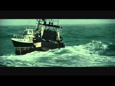 Шторм в океане   Storm in ocean - YouTube