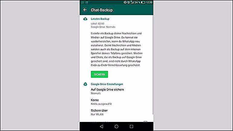 whatsapp chatverläufe wiederherstellen