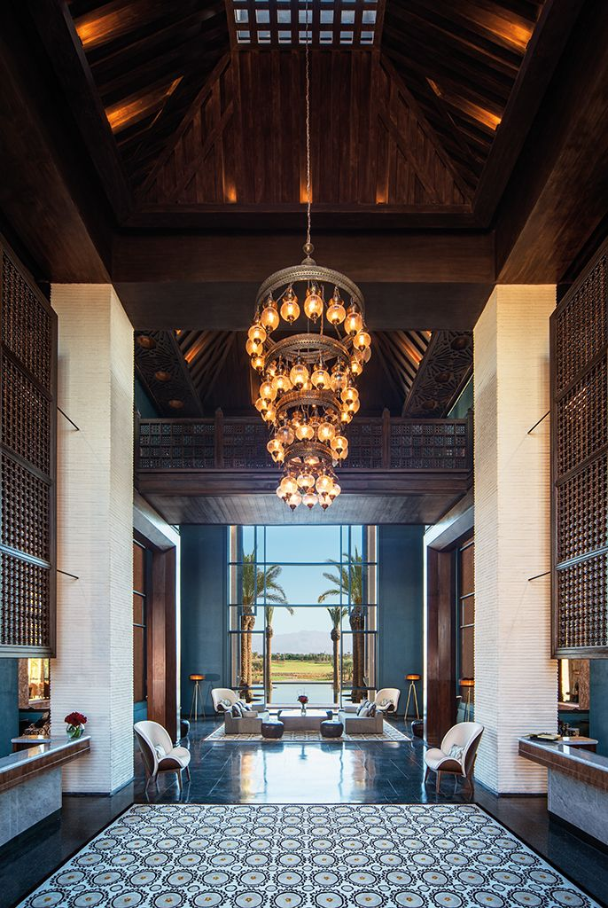 Hotel Royal Palm Marrakech.