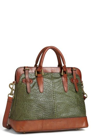Liebeskind Jamina Satchel Available At Nordstrom Green Purse Me Bag Tote