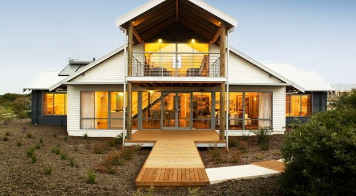 Loft House Designs Style Homes Australia The Capricorn