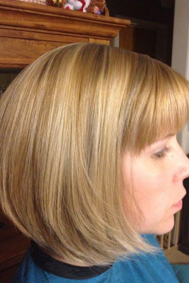 Three Dimensional Blonde Foils Hair Color Saras Hair Creations