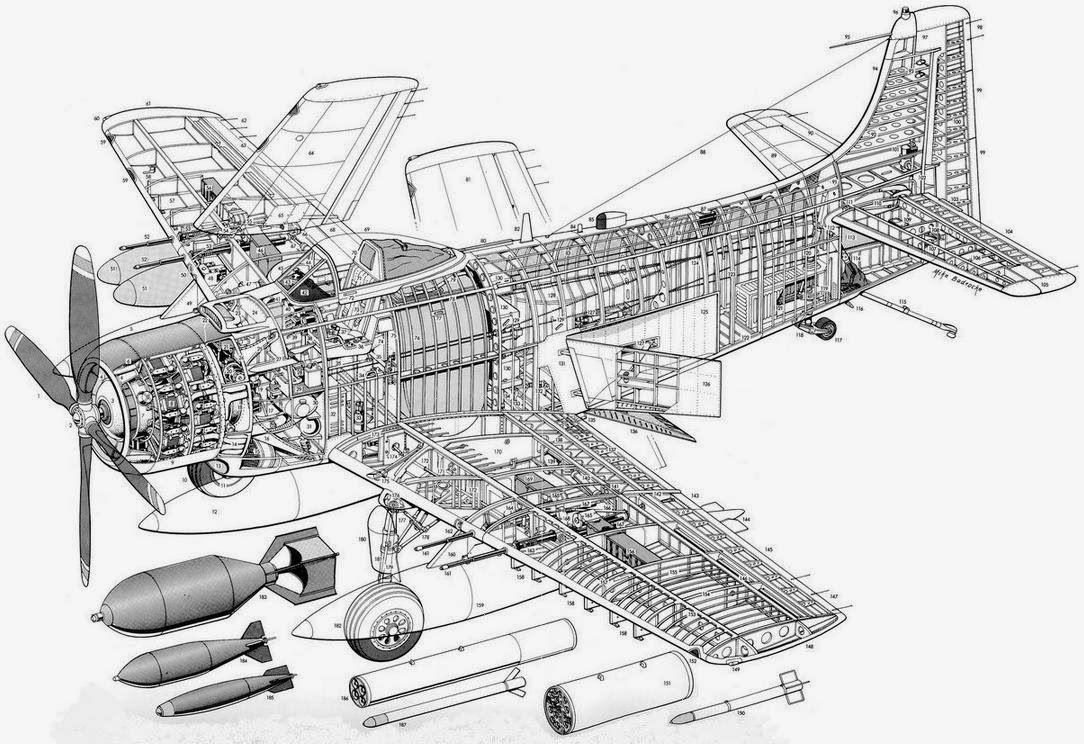 Image result for plane by hughes technical drawing