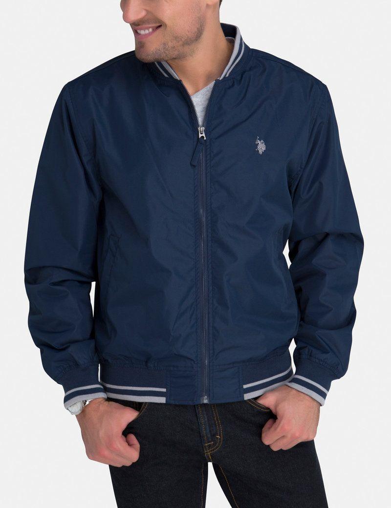 a5e9a587097c Buy U.S. Polo Assn. Bomber Jacket For Men - Jackets   Coats