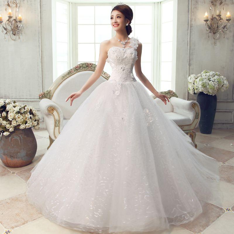 Descubre si eres una novia princesa, sexy o elegante 👰: Vestido 1