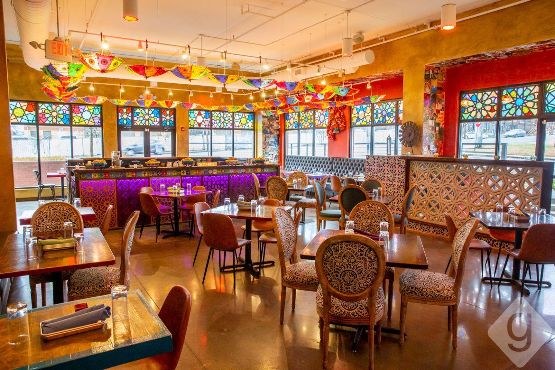 A look inside chaatable outdoor restaurant nashville
