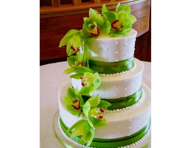 Just For Wedding Green Apple Cakes Inspiration Green Cakes