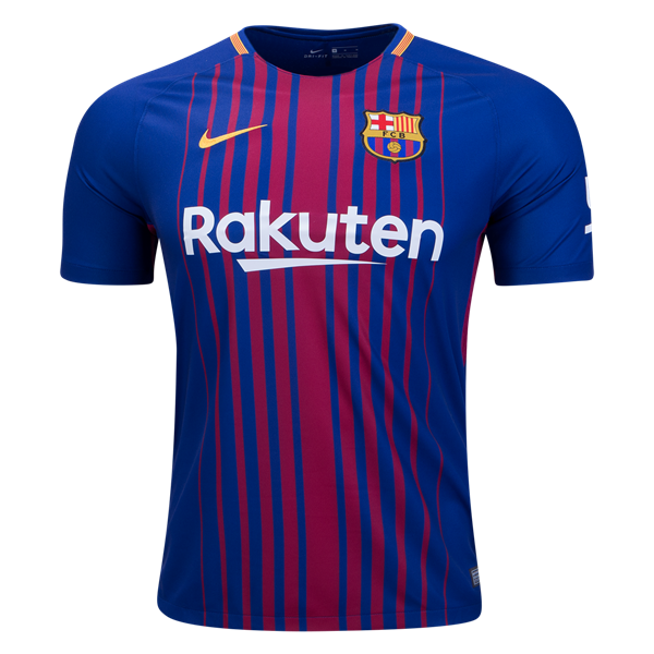 Barcelona Home Football Shirt 2017/18 This is the Barcelona Home Football  Shirt for the
