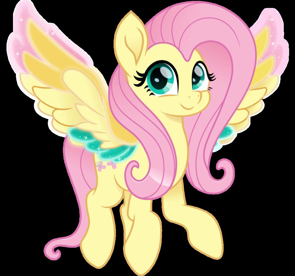 2184866 Artist N0kkun Colored Wings Cute Female Fluttershy