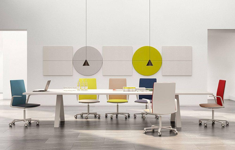 Sedie da ufficio di design per coniugare estetica e benessere | Dettagli Home Decor