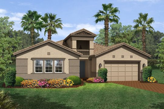 Sanibel new home design available at k hovnanian s four for K hovnanian home designs
