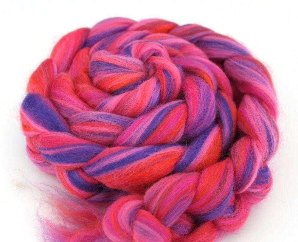 Image of Day-Glo Merino Wool Blend