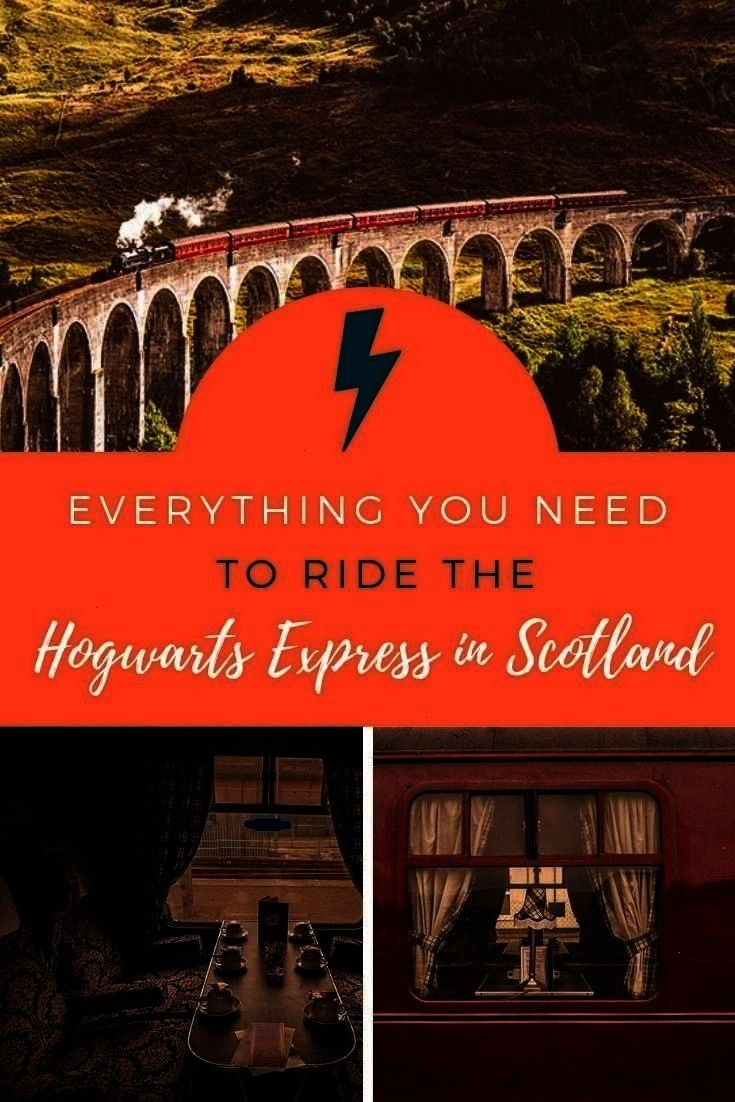 Harry Potter Train in Scotland — One Step Wanderer Make sure you're prepared for the once-in-a-li