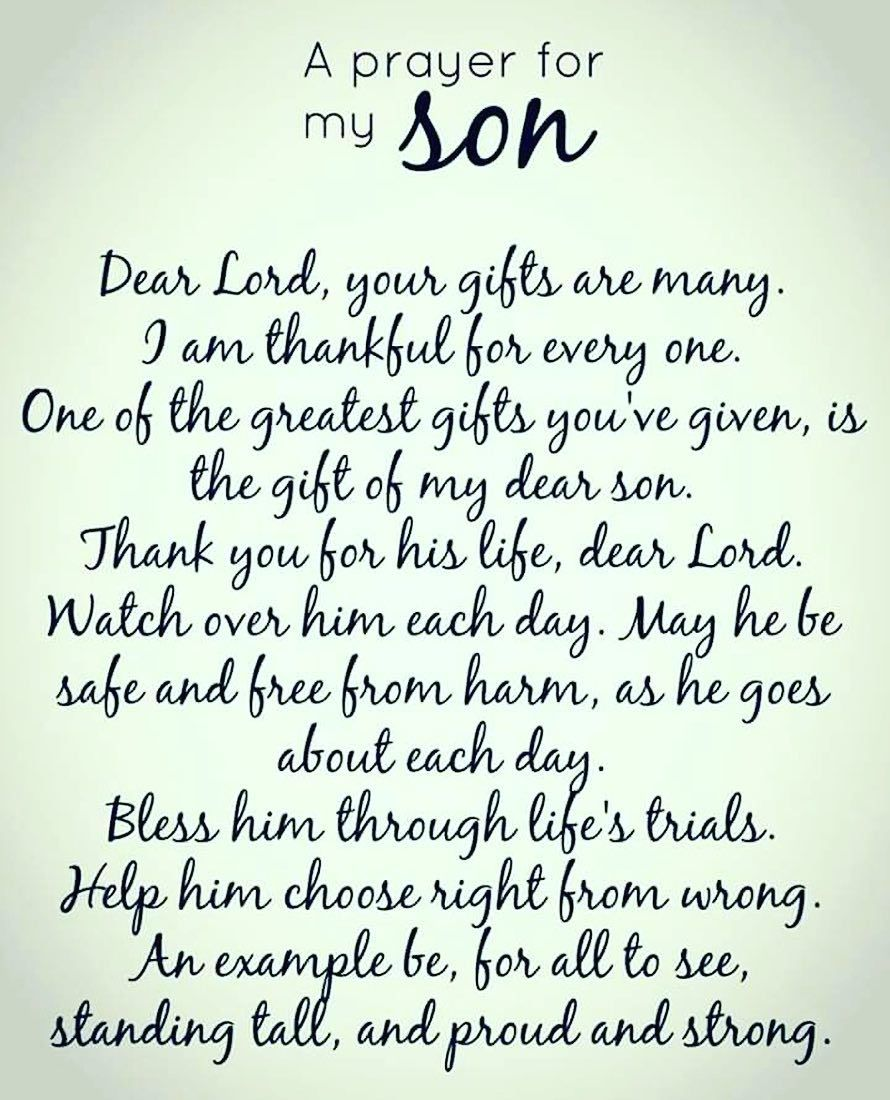 Untitled My Story Pinterest Prayers Prayer For My Son And Son