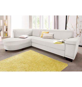 Polsterecke mit Federkern, wahlweise mit Bettfunktion Jetzt - wohnzimmer couch günstig