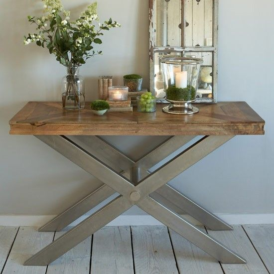 Console Tables | Celia Rufeyu0027s Furniture Decorating Tips And Advice | Furniture  Decorating Ideas | Celia