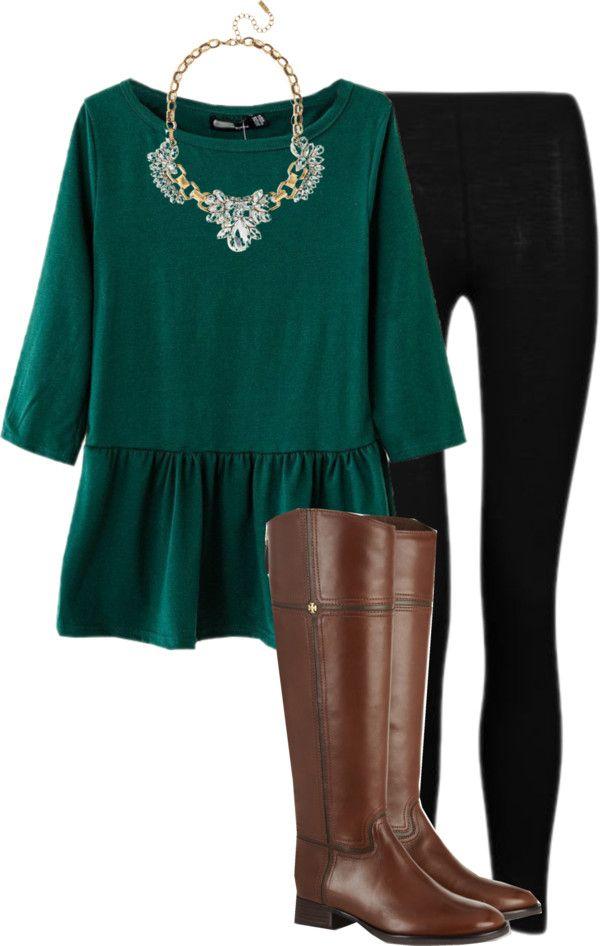 gr n ist die farbe der hoffnung winteroutfit weihnachtsoutfit outfit und halskette. Black Bedroom Furniture Sets. Home Design Ideas