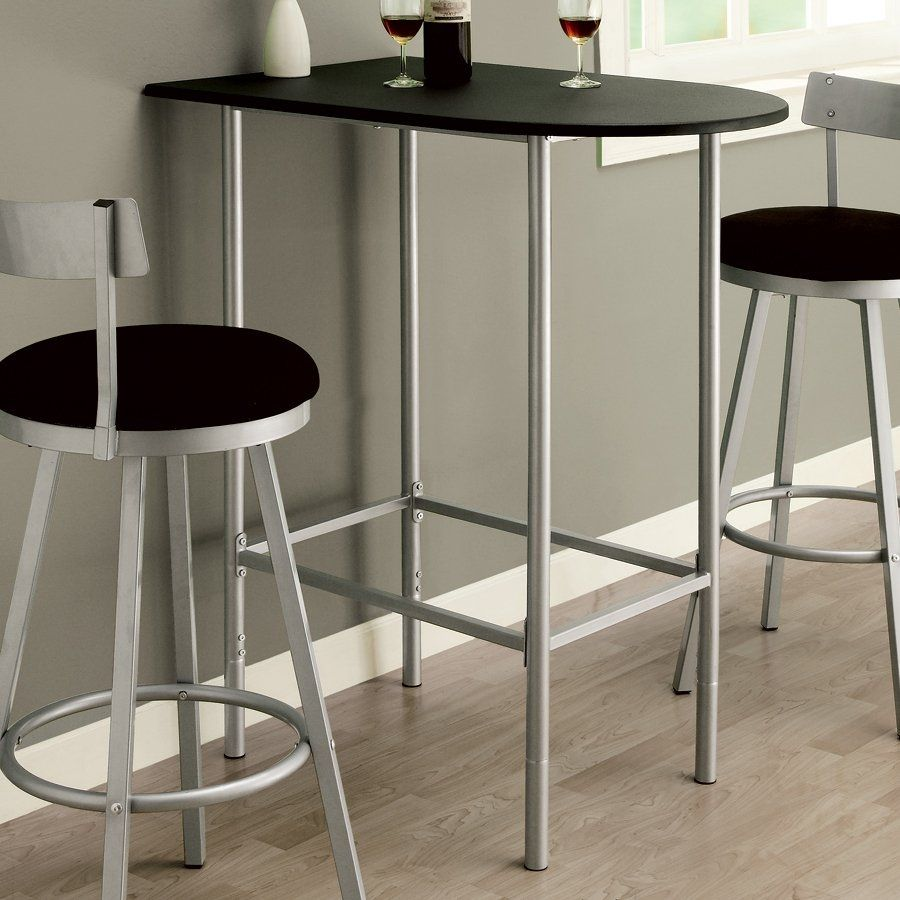 Half Round Wall Mounted Bar Table