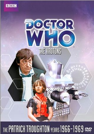 "Doctor Who - ""The Krotons"" DVD Review"