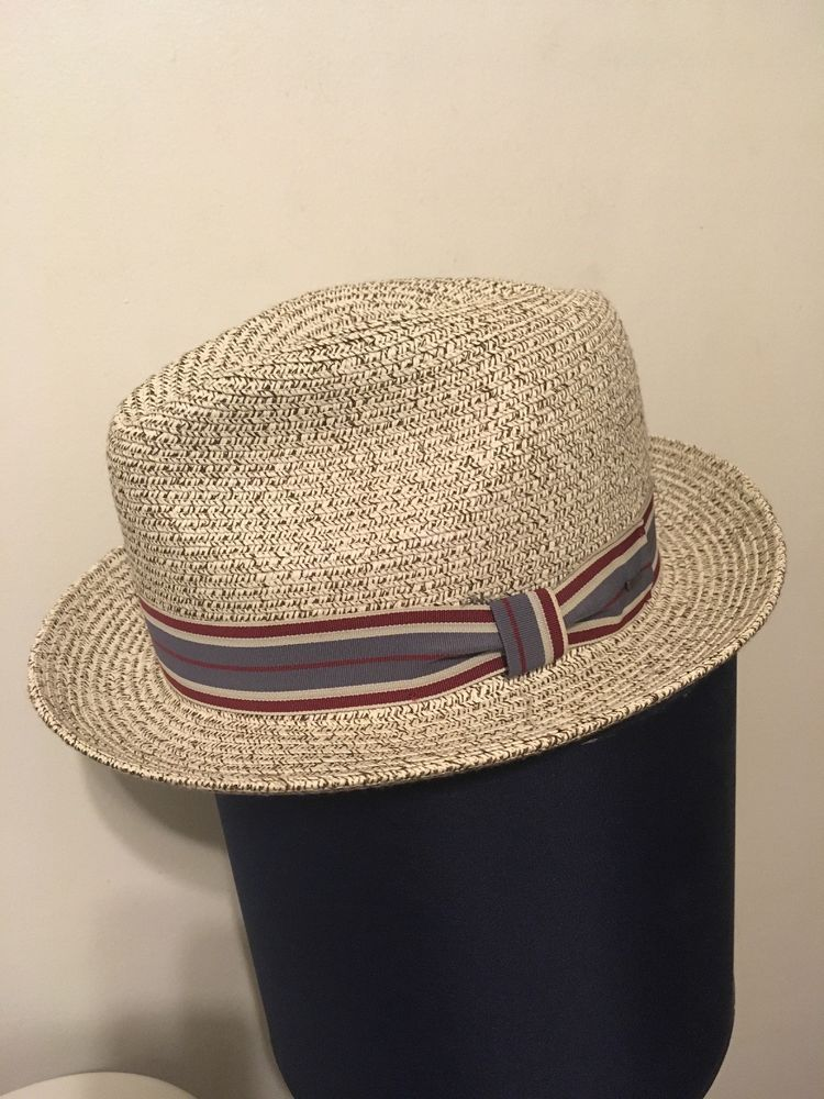 6587ffd6b10 Bailey of Hollywood Men s Salem Fedora Straw HatBirch Medium  fashion   clothing  shoes  accessories  mensaccessories  hats (ebay link)