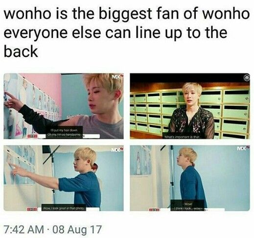 Pin by AsianWorldLover (^o^) on MONBEBES | Monsta x, Kpop, Kdrama