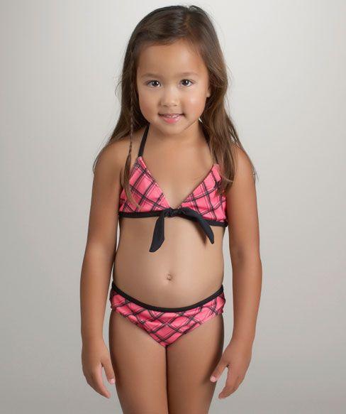 520b228738e7b Hurley Kids - Puerto Rico Banded Top And Retro Bottom $38 #swimswear  #swimspot