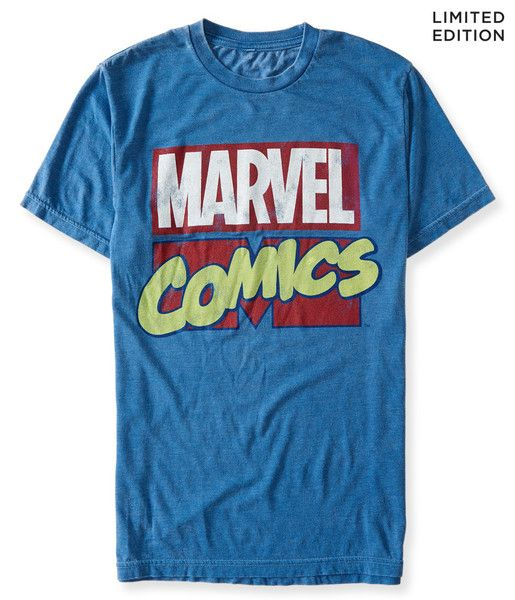 Marvel Comics Limited Edition T-Shirt