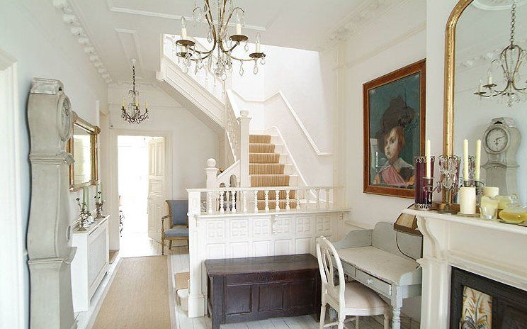 Edwardian home interiors | Edwardian house in England | Victorian ...