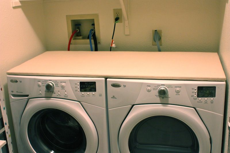 Washer And Dryer Table Top   Google Search