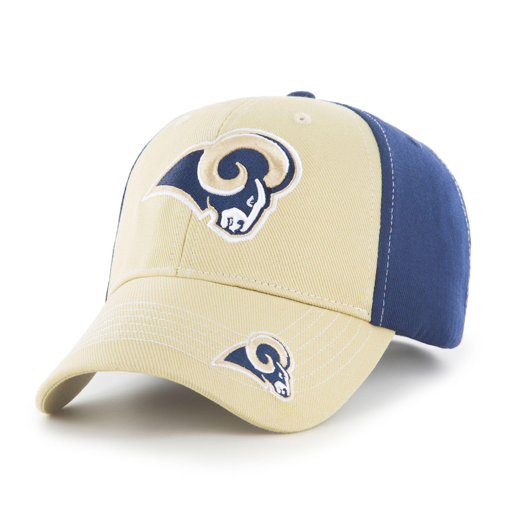 meet 19761 6a94e Los Angeles Rams NFL Revolver Cap