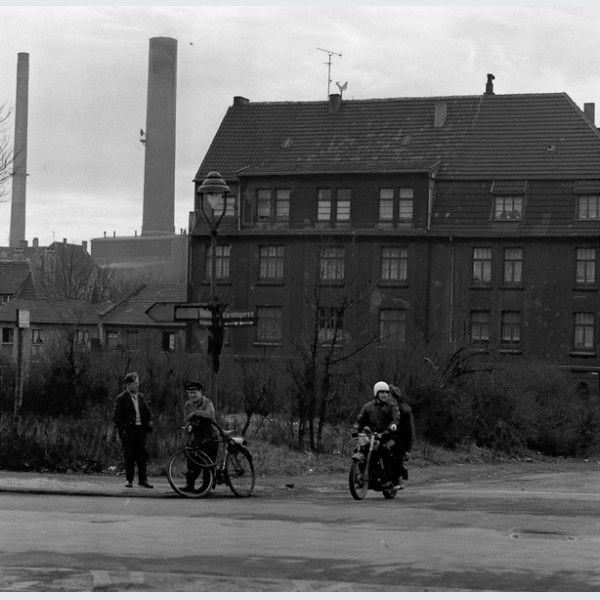 Pixelprojekt Ruhrgebiet Essen 1966 Kohlenpott Ruhrgebiet Duisburg