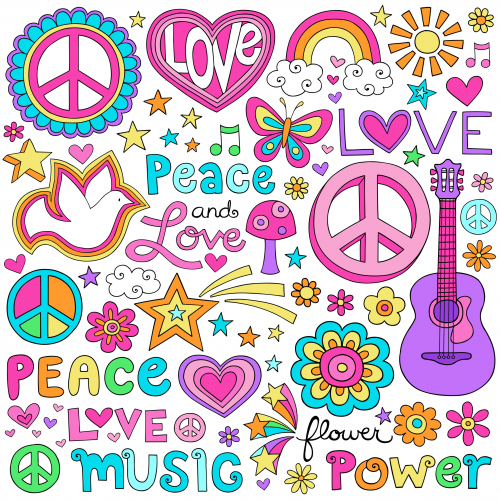 Pin On Peace And Love