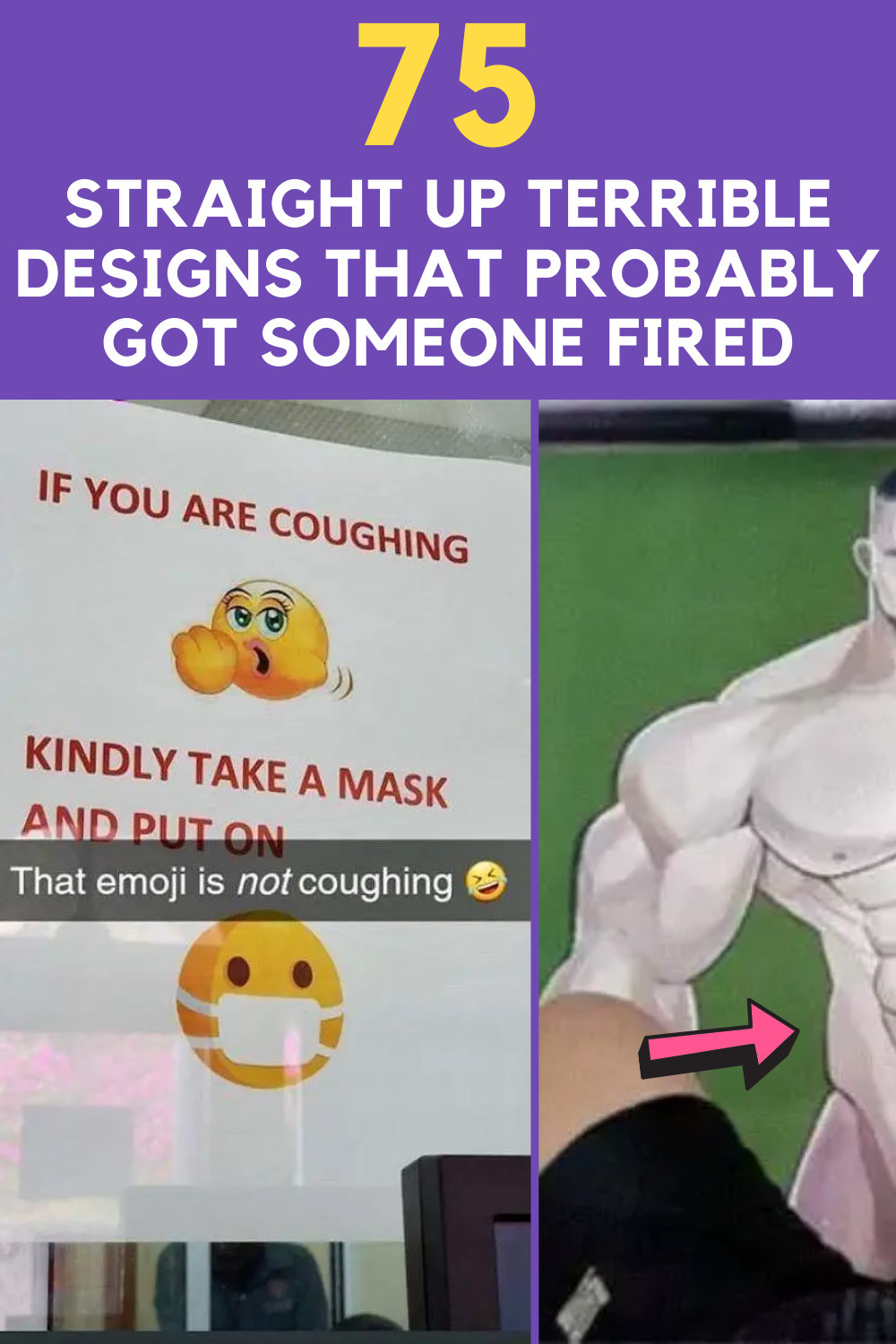 75 Straight Up Terrible Designs That Probably Got Someone Fired In 2020 Viral Trend Design Design Fails