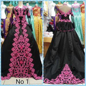 Kebaya Pengantin Hitam Dasti Wedding Dresses Indonesia Gaun