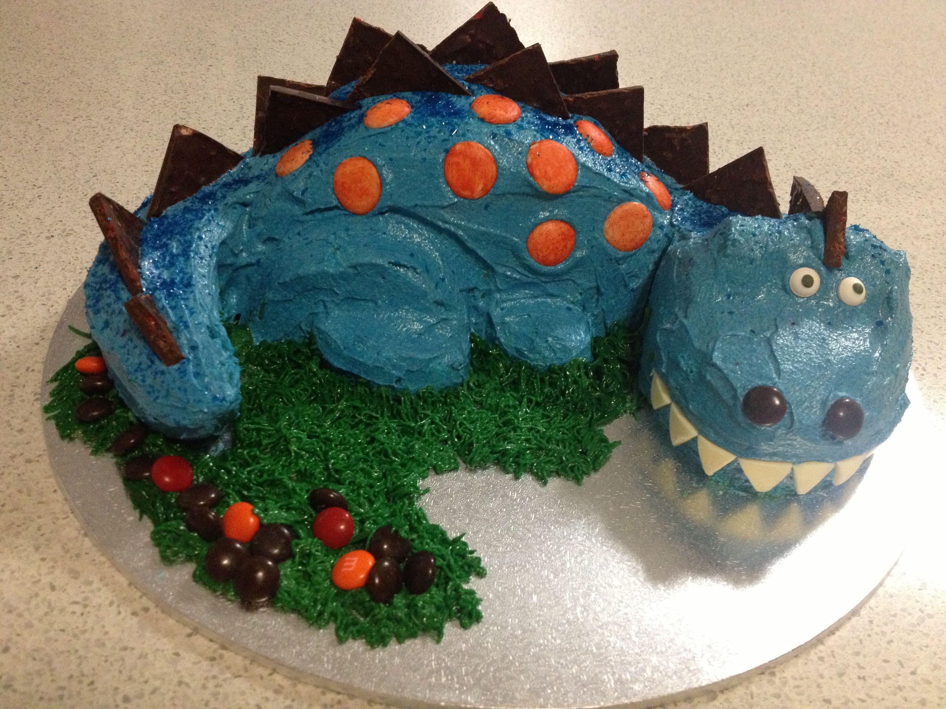 Liam S Third Birthday Cake