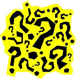 Mystery Question Mark