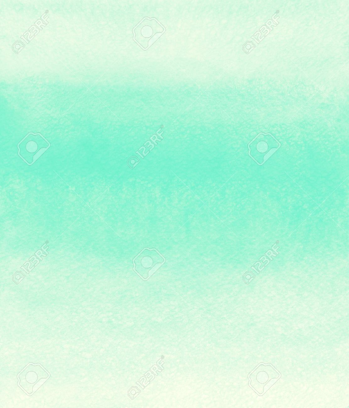 Mint Green Striped Watercolor Background Painted Gradient