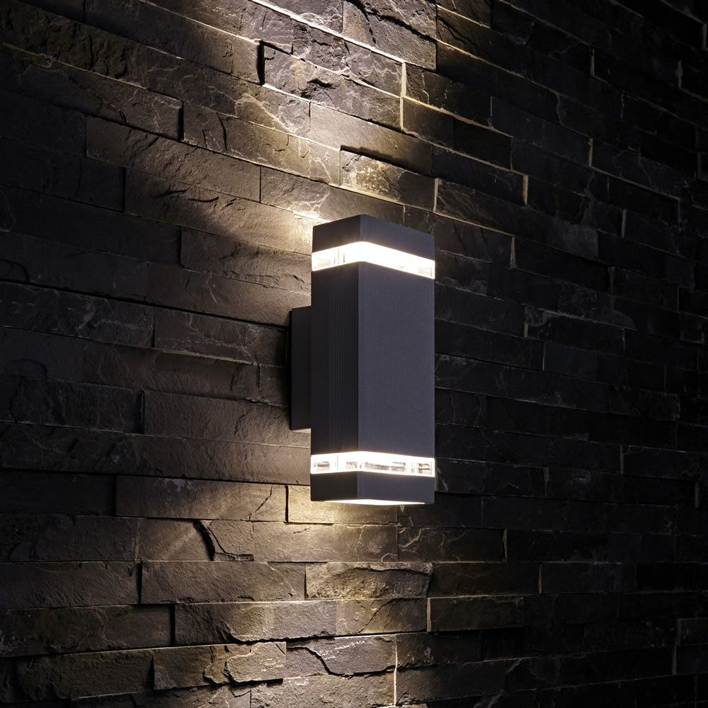 Biard Architect Ip54 Square Up Down Outdoor Wall Light Wall Lights Wall Lamp Outdoor Wall Lighting