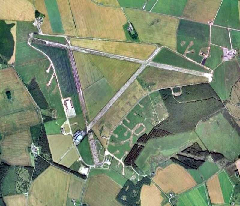 Abandoned & Little-Known Airfields: Scotland, Grampian
