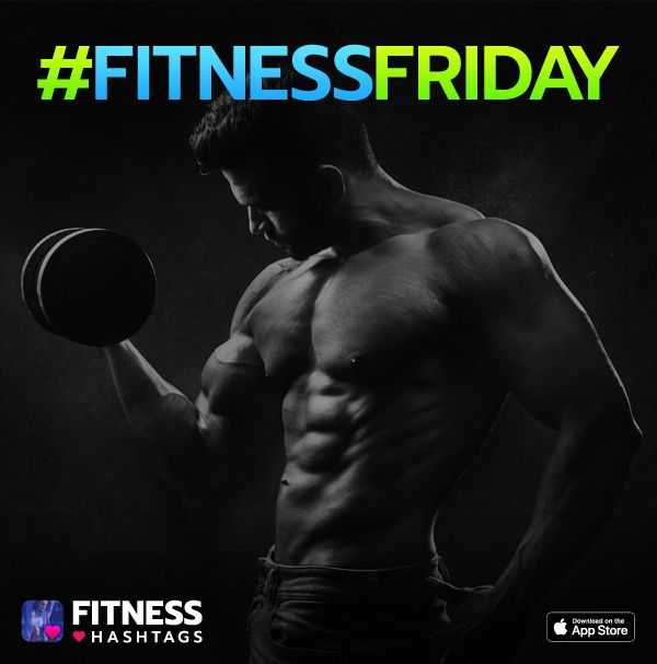 On #FitnessFriday, tag your workout photos with Fitness ...