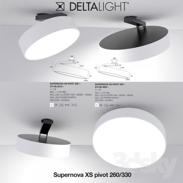 Delta Light Supernova Xs Pivot 260 330 Lighting In 2019