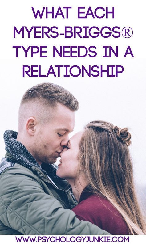 What Each Myers-Briggs® Type Needs in a Relationship | ENFP