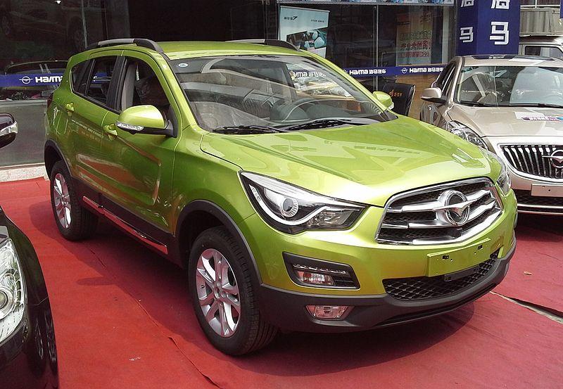 Haima S5 01 China 2014 04 16 Haima Automobile Wikipedia Cars